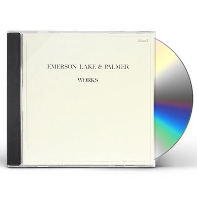 Emerson, Lake & Palmer WORKS: LIMITED 2 CD