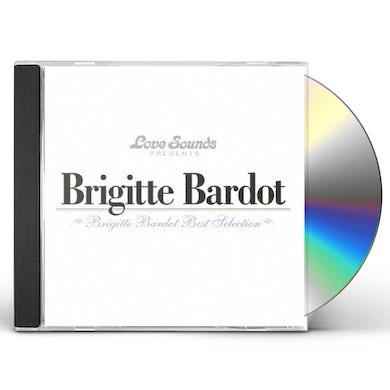 Brigitte Bardot BEST SELECTION CD