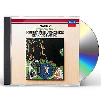 Bernard Haitink MAHLER: SYMPHONY NO. 5 CD