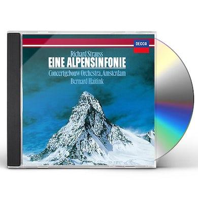 Bernard Haitink R. STRAUSS: EINE ALPENSINFONIE CD