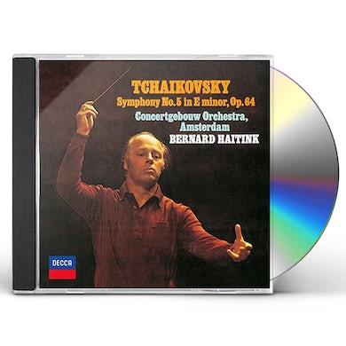 Bernard Haitink TCHAIKOVSKY: SYMPHONY NO. 5 CD