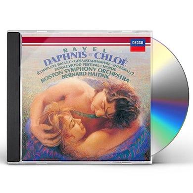 Bernard Haitink RAVEL: DAPHNIS ET CHLOE CD