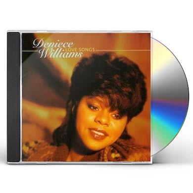 Deniece Williams LOVE SONGS CD