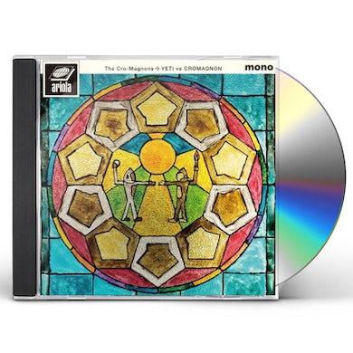 CRO-MAGNONS YETI VS CROMAGNON CD