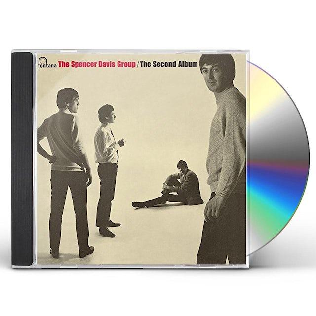 Spencer Davis SECOND ALBUM CD