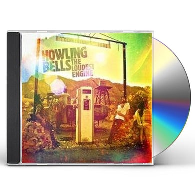 Howling Bells LOUDEST ENGINE CD