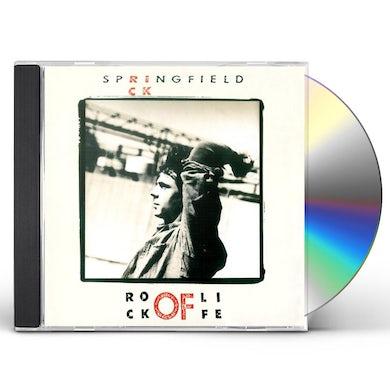 Rick Springfield ROCK OF LIFE CD