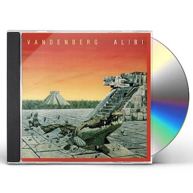 Vandenberg ALIBI CD