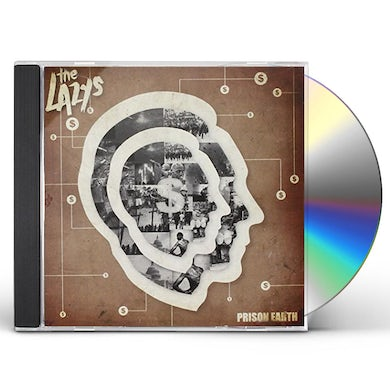 LAZYS PRISON EARTH CD