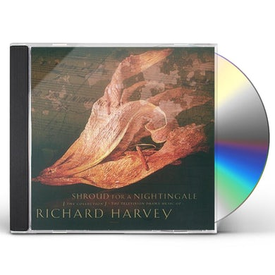 Richard Harvey SHROUD FOR A NIGHTINGALE CD