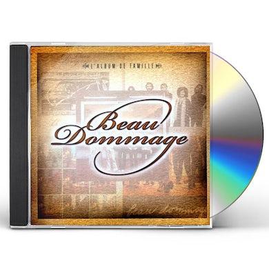 BEAU DOMMAGE LALBUM DE FAMILLE CD