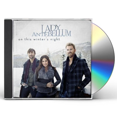 Lady A ON THIS WINTER'S NIGHT CD