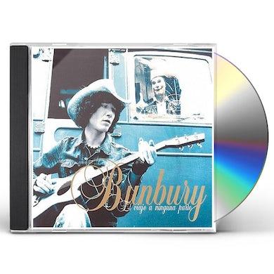 Bunbury EL VIAJE A NINGUNA PARTE CD