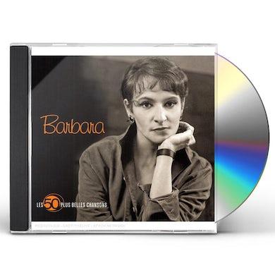 BARBARA 50 PLUS BELLES CHANSONS CD