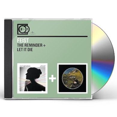Feist REMINDER/LET IT DIE CD