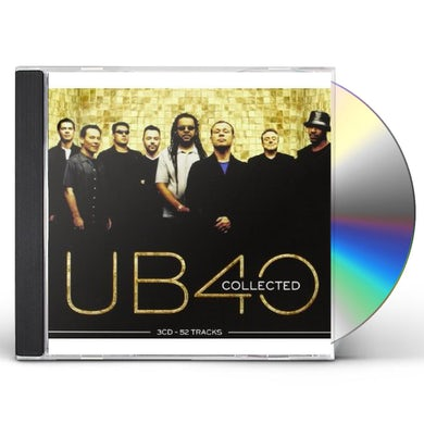 Ub40 COLLECTED CD