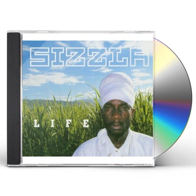 Sizzla LIFE CD