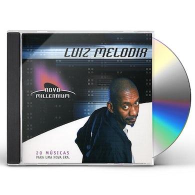 Luiz Melodia NOVO MILLENIUM CD