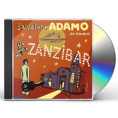 Salvatore Adamo UN SOIR AU ZANZIBAR CD