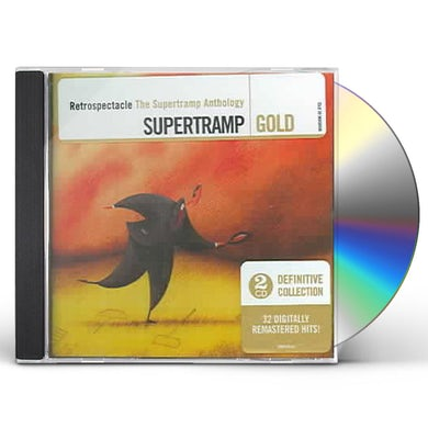 Supertramp GOLD CD
