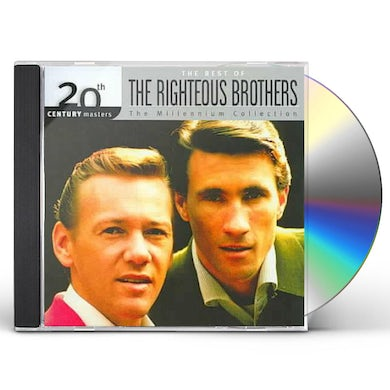 Righteous Brothers 20TH CENTURY MASTERS: MILLENNIUM COLLECTION CD