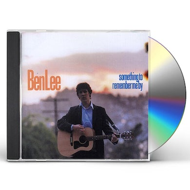 Ben Lee SOMETHING TO REMEMBER ME BY CD