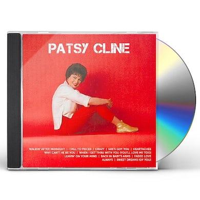 Patsy Cline ICON CD