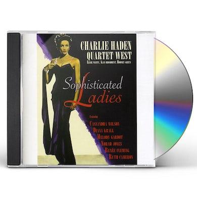 Charlie Haden SOPHISTICATED LADIES CD