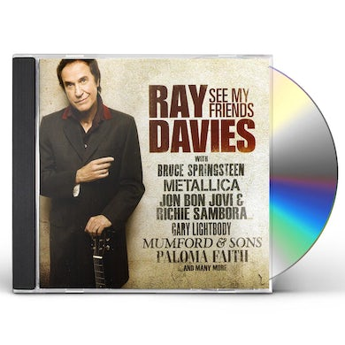 Ray Davies SEE MY FRIENDS: DUTCH EDITION CD