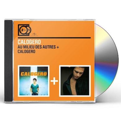 AU MILIEU DES AUTRES/CALOGERO CD