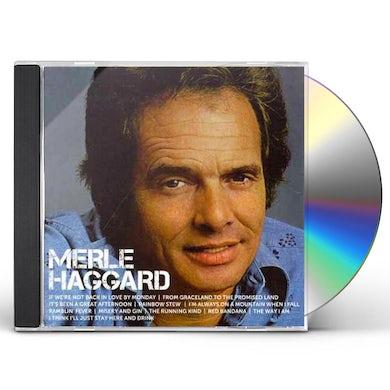 Merle Haggard ICON CD