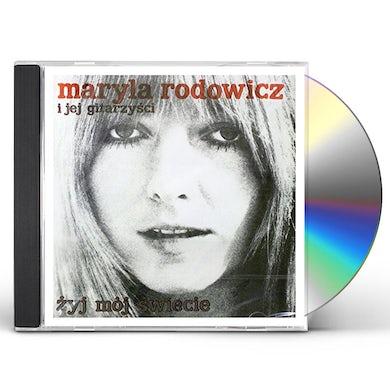 Maryla Rodowicz ZYJ MOJ SWIECIE CD