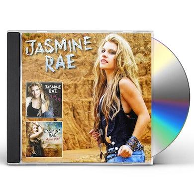 Jasmine Rae LOOK IT UP / LISTEN HERE CD