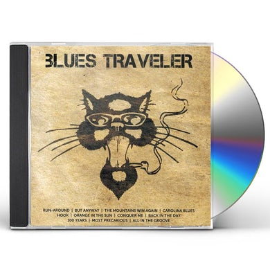 Blues Traveler ICON CD