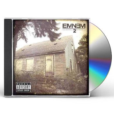 Eminem MARSHALL MATHERS LP2 CD