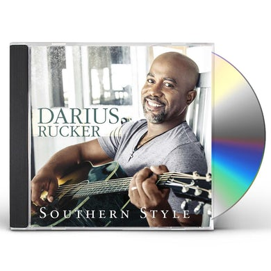 Darius Rucker SOUTHERN STYLE CD