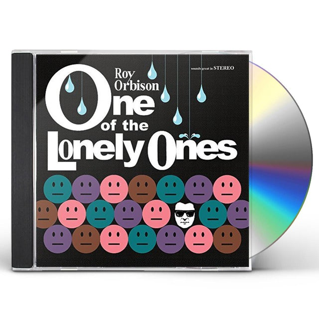 Roy Orbison ONE OF THE LONELY ONES CD