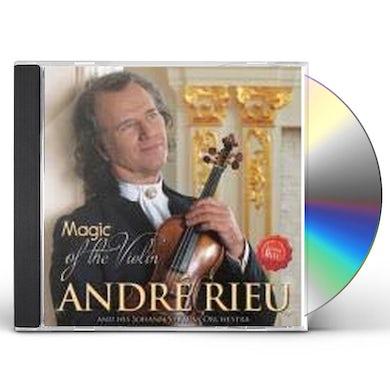 Andre Rieu MAGIC OF THE VIOLIN CD