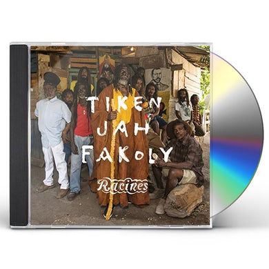 Tiken Jah Fakoly RACINES CD