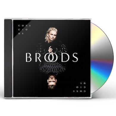 Broods CONSCIOUS CD