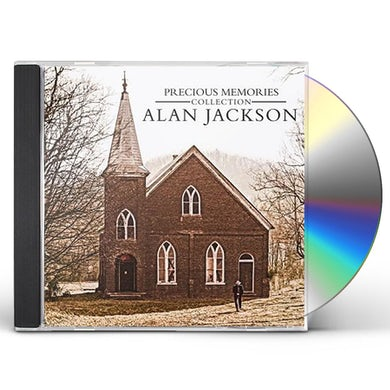 Alan Jackson PRECIOUS MEMORIES COLLECTION CD