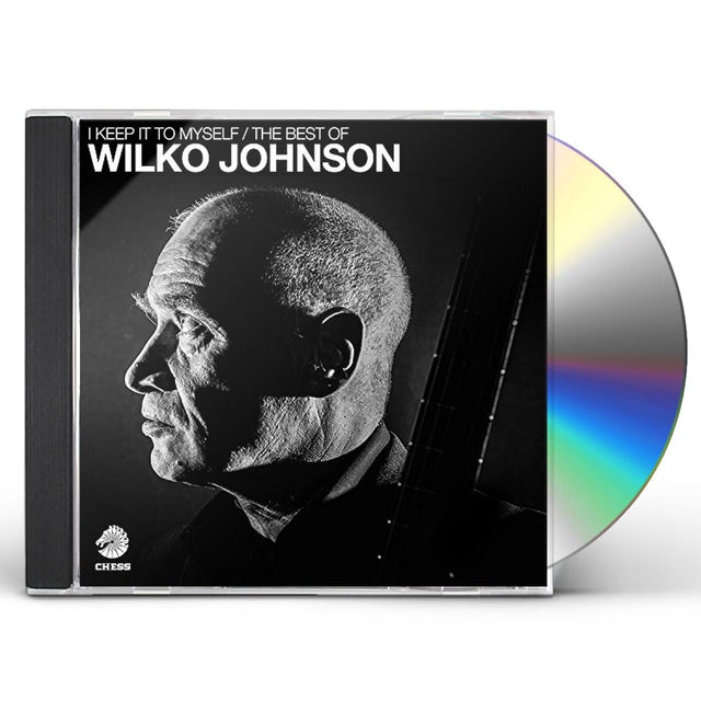 I KEEP IT TO MYSELF - THE BEST OF WILKO JOHNSON CD
