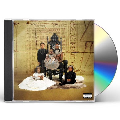 FATHER OF 4 (X) CD
