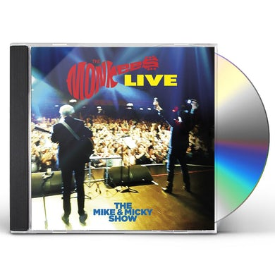 The Monkees MIKE AND MICKY SHOW LIVE CD