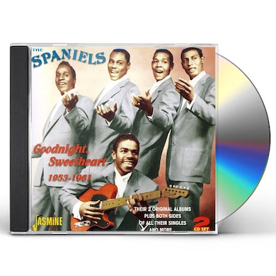 Spaniels GOODNIGHT SWEETHEART CD