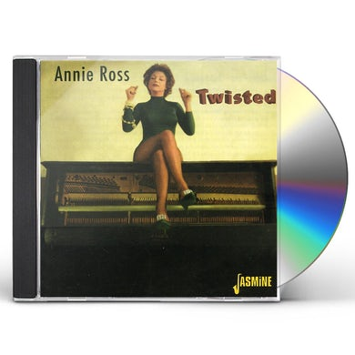 Annie Ross TWISTED CD