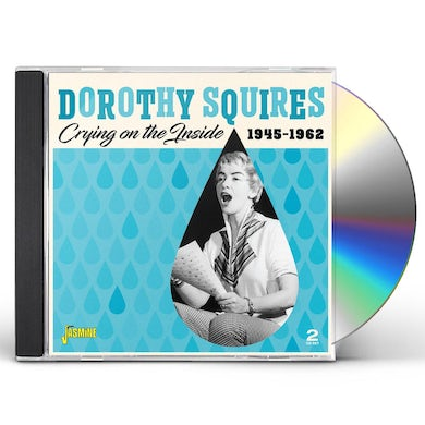 CRYING ON THE INSIDE 1945-1962 CD