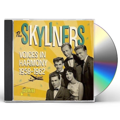 Skyliners VOICES IN HARMONY 1958-1962 CD