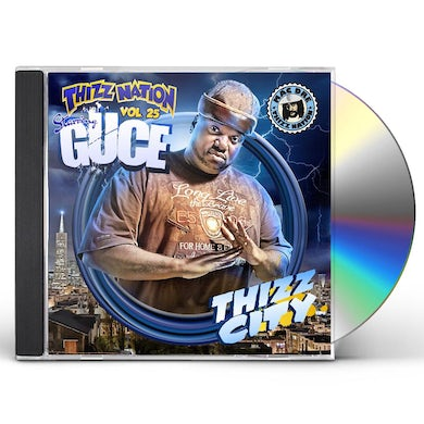 Mac Dre THIZZ NATION 25 GUCE CD