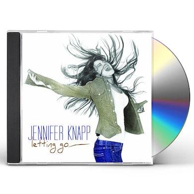 Jennifer Knapp LETTING GO CD